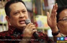 Bamsoet Dorong Pelibatan TNI Dimasifkan demi Bantu Pengungsi - JPNN.com