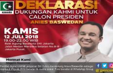 Pimpinan KAHMI Gelar Deklarasi untuk Anies Baswedan? - JPNN.com
