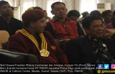 Gories Mere: PMKRI Wajib Berperang dengan Mengutamakan Karya - JPNN.com