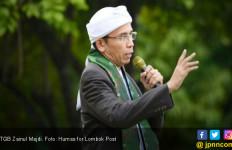 Apresiasi TGB untuk Para Kepala Daerah Pendukung Jokowi - JPNN.com