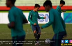 Prediksi Susunan Pemain Timnas Indonesia U-19 vs Taiwan - JPNN.com