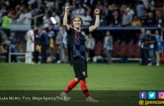 Luka Modric: Inggris Tidak Menghormati Kroasia - JPNN.com