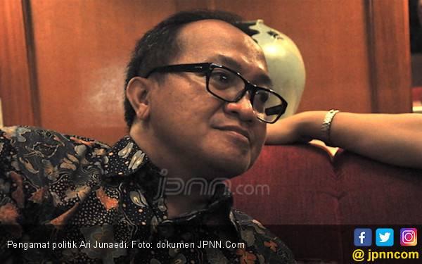 Sepertinya Manuver Surya Paloh Bikin Presiden Jokowi Tak Nyaman - JPNN.com