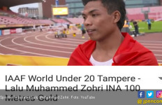 Mantap! Pelari Indonesia jadi Juara Dunia U-20 2018 - JPNN.com