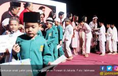 Ultah, FORWAN Beri Santunan untuk Ratusan Anak Yatim - JPNN.com