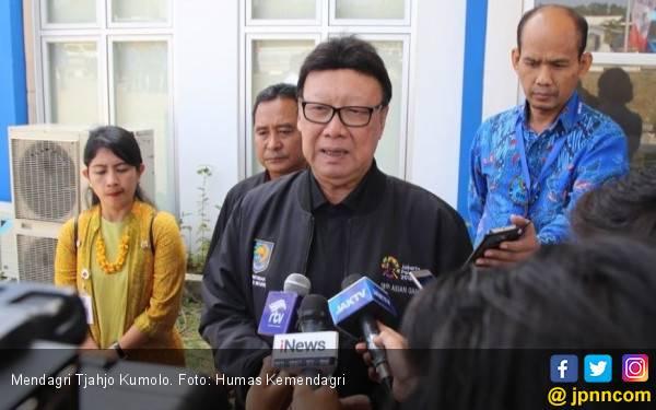 Dua Ormas Bentrok di Jaksel, Mendagri Bilang Begini - JPNN.com