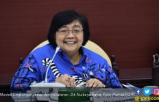 Menteri Siti Bahas Pemulihan Lingkungan Bersama Kepala UPT DAS - JPNN.com