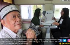 Ada Gerbong Kereta untuk Berobat & Periksa Kesehatan Gratis - JPNN.com