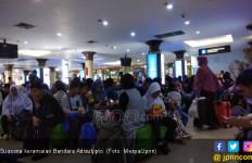 Libur Nataru, Penumpang Bandara Adisutjipto Melonjak - JPNN.com