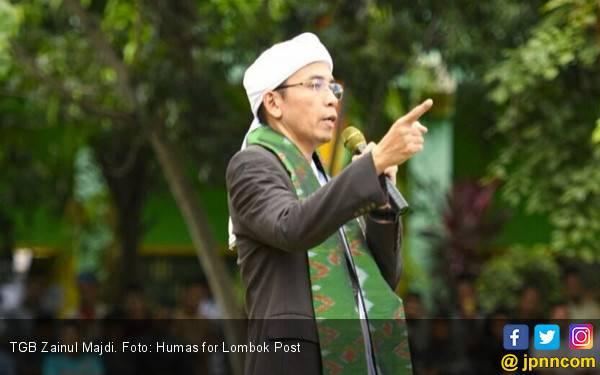 Ramses Mengaku Mendapat Informasi soal Kans TGB Zainul Majdi - JPNN.com