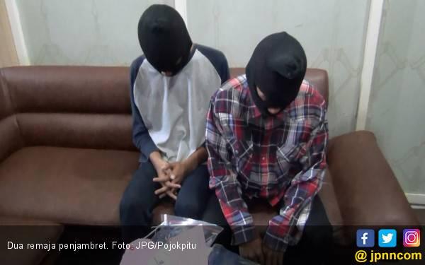 Polisi Selamatkan Jambret yang Dikeroyok Massa - JPNN.com