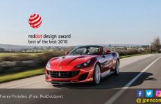 Ferrari Kembali Dianugerahi Desain Terbaik Dunia - JPNN.com