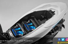 4 Wilayah Percontohan Distribusi Baterai Motor Listrik Honda - JPNN.com