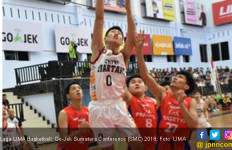 Unpri Juara LIMA Basketball Go-Jek SMC 2018 - JPNN.com