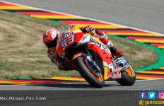 Marc Marquez Khawatir Hujan di MotoGP Inggris - JPNN.com