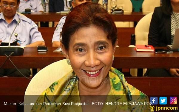 Ada 2 Partai Pengusung Jokowi tak Suka Bu Susi jadi Menteri Lagi? - JPNN.com