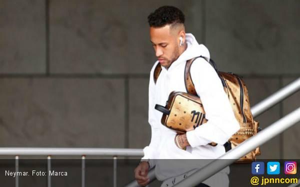 2 Alasan Neymar Berpeluang Gabung Real Madrid - JPNN.com