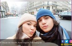 Al Ghazali dan Alyssa Daguise Kembali Pacaran? - JPNN.com