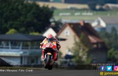 Marc Marquez Pole di MotoGP Jerman dengan Strategi Aneh - JPNN.com
