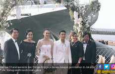 Nadine - Dimas Gelar Pesta Pernikahan Kedua di Jakarta - JPNN.com