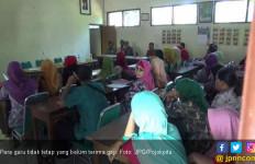 Para Guru Tidak Tetap Sudah 7 Bulan tak Terima Gaji - JPNN.com