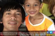 Berbelasungkawa, Rian D'Masiv Pasang Foto Ria Irawan bersama Mick Jagger - JPNN.com