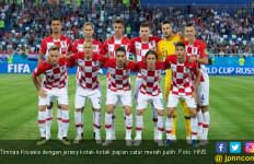 Lawan Prancis, Kroasia Terpaksa Lepas Seragam Pembawa Hoki - JPNN.com