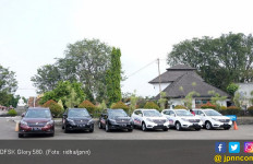 GIIAS 2018: Glory 580 Tambah Varian dan Harga Berubah - JPNN.com