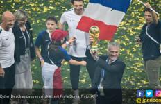 Didier Deschamps juga Bisa Seperti Zagallo dan Beckenbauer - JPNN.com