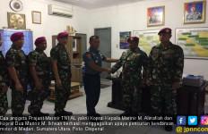 Prajurit Marinir Sukses Menggagalkan Curanmor di Medan - JPNN.com