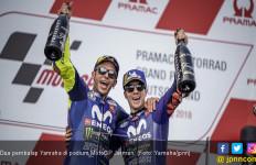 Rossi Merasa Fantastis Balapan di Sachsenring - JPNN.com