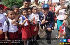 Hari Pertama Sekolah, Mendikbud Pilih Kunjungi Papua - JPNN.com
