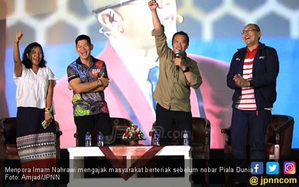 Prestasi Olahraga Bisa Satukan Indonesia - JPNN.com