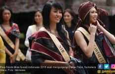 Finalis Miss Grand Indonesia Promosikan Pariwisata Sumut - JPNN.com