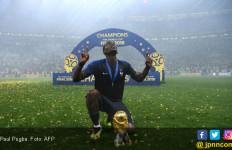 Sedih, Perkataan Paul Pogba Usai jadi Juara Piala Dunia 2018 - JPNN.com