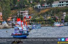Bagaimana Kondisi Arus Balik Angkutan Penyeberangan di Danau Toba? - JPNN.com