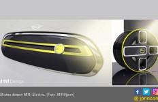 Mobil LIstrik Pertama MINI Menggoda Lewat Sketsa - JPNN.com