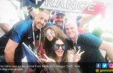 Bangganya Via Vallen Bisa Nonton Final Piala Dunia 2018 - JPNN.com