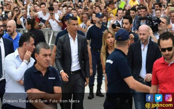 Ronaldo Bebas dari Tuduhan Pemerkosaan - JPNN.com