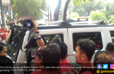 Insiden di KPU, PDIP: Memangnya Hummer Lebih Terhormat? - JPNN.com