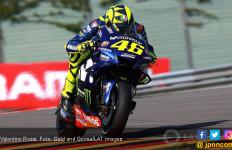 Valentino Rossi Sudah Cepat, tapi Belum Bisa Kejar Marquez - JPNN.com