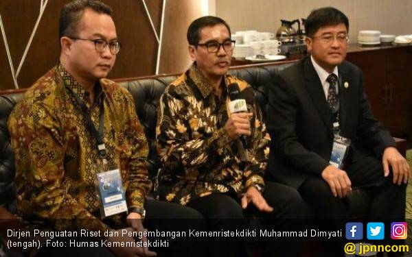 2019, Kemenristekdikti Targetkan 7.300 Jurnal Terakreditasi - JPNN.com