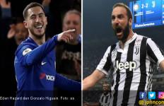 Eden Hazard ke Real Madrid, Gonzalo Higuain ke Chelsea - JPNN.com