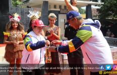 Menko PMK Lepas Perjalanan Api Mrapen Menuju Asian Games - JPNN.com