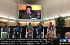 Hutan Indonesia Tak Hanya Sebagai Katalis Kesepakatan Paris - JPNN.com