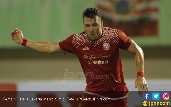 Marko Simic Cetak Dua Gol untuk Korban JT 610 - JPNN.com