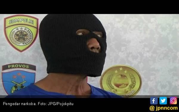 Pengedar Narkoba di Bekasi Terciduk - JPNN.com