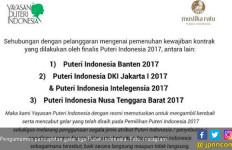 Melanggar Kontrak, 3 Putri Indonesia Dicopot Gelarnya - JPNN.com