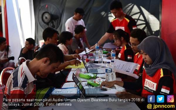Ratusan Peserta Ikuti Audisi Djarum Beasiswa Bulu Tangkis - JPNN.com