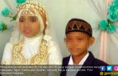Berita Terbaru Pernikahan Dini Bocah 14 Tahun di Kalsel - JPNN.com